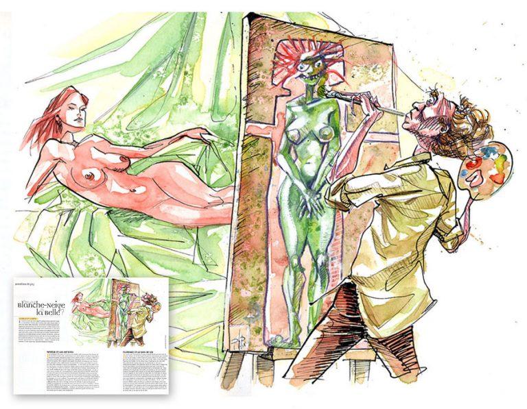 Illustration édition