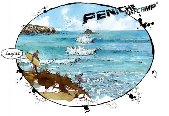 Peniche Surfcamp 2