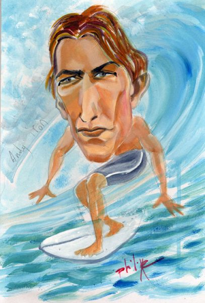 Read more about the article [ Illus actu ] Andy Irons