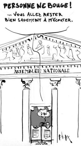 Read more about the article [ Illus actu ] Nico fait parler la poudre aux yeux