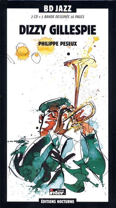 couverture BD - Dizzy Gillespie