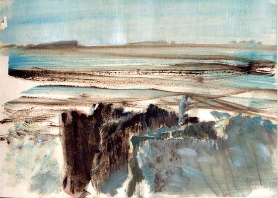 Landscape - étude 3