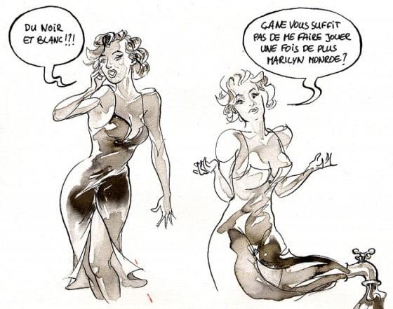 BD Marilyn Monroe