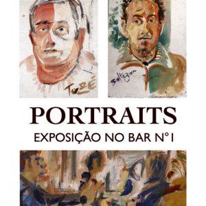 Première expo au Portugal