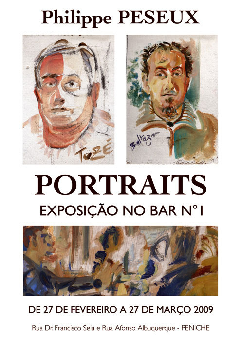Portraits expo