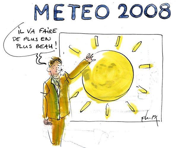 Vœux 2008