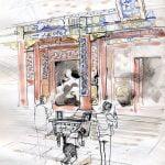 Temple des Lamas - Beijing
