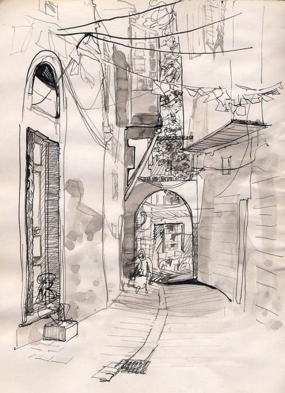 Rue de Damas 1