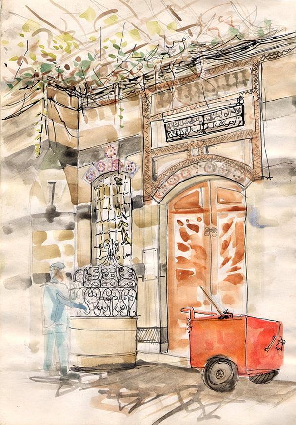 Rue de Damas 5
