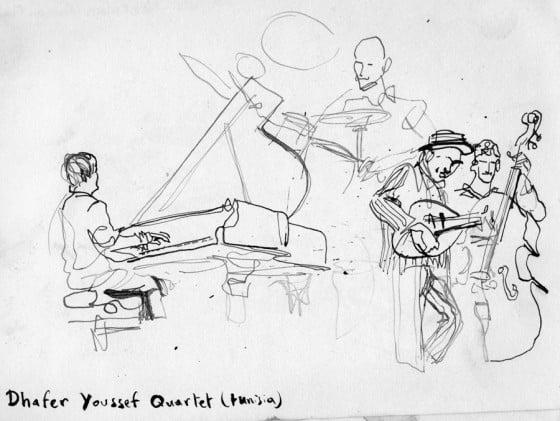 Dhafer Youssef Quartet