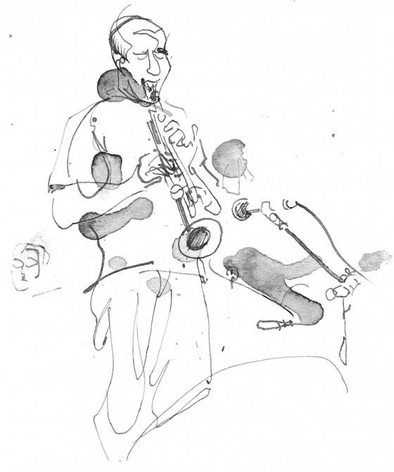 Akosh S. clarinet
