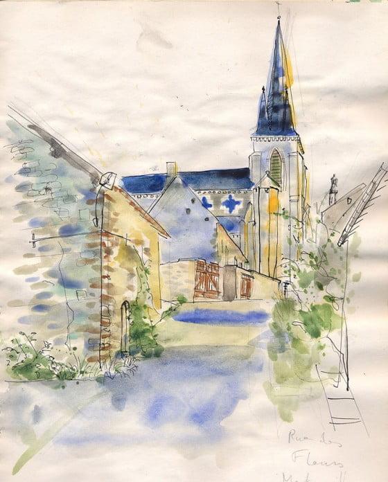 Montreuillon - France