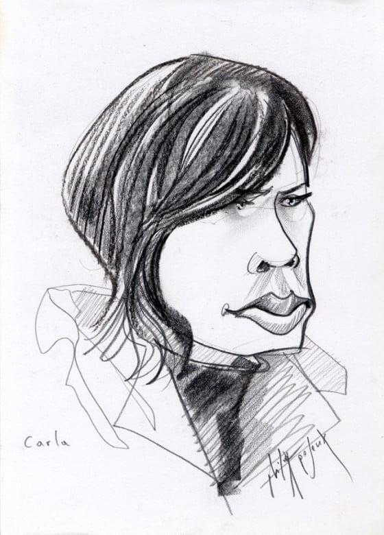 Caricature 3