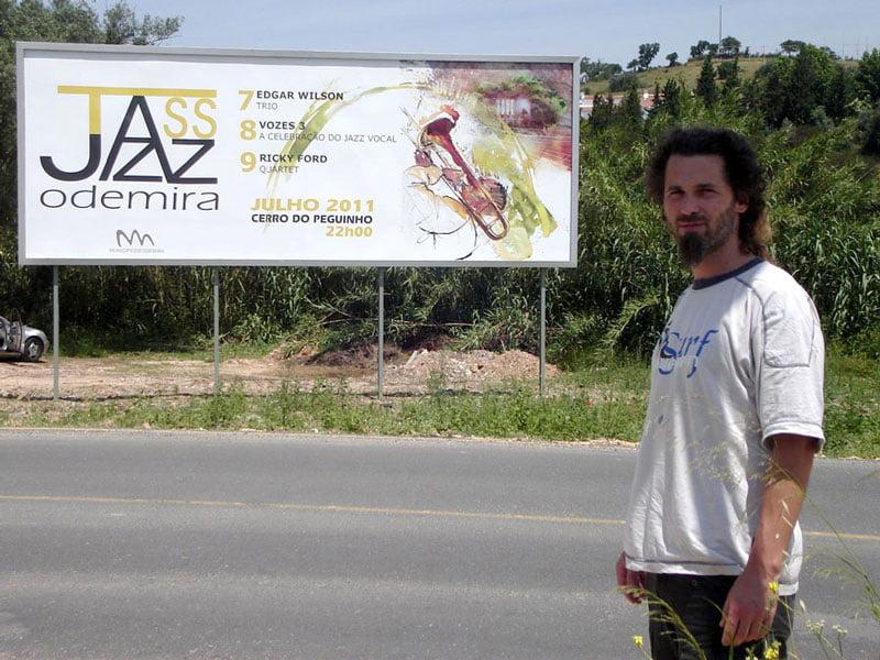 Tazz Jazz 2011 affichage