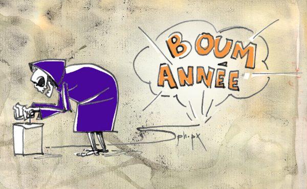 Read more about the article [ Illus actu ] BOUM ANNéE 2013