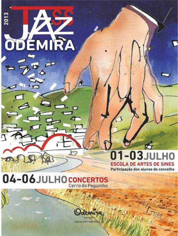 Tassjazz 2013 affiche
