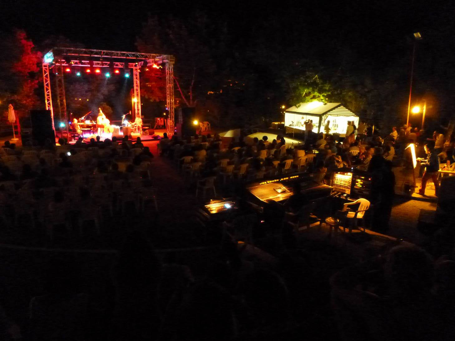 Tassjazz 2013 nuit