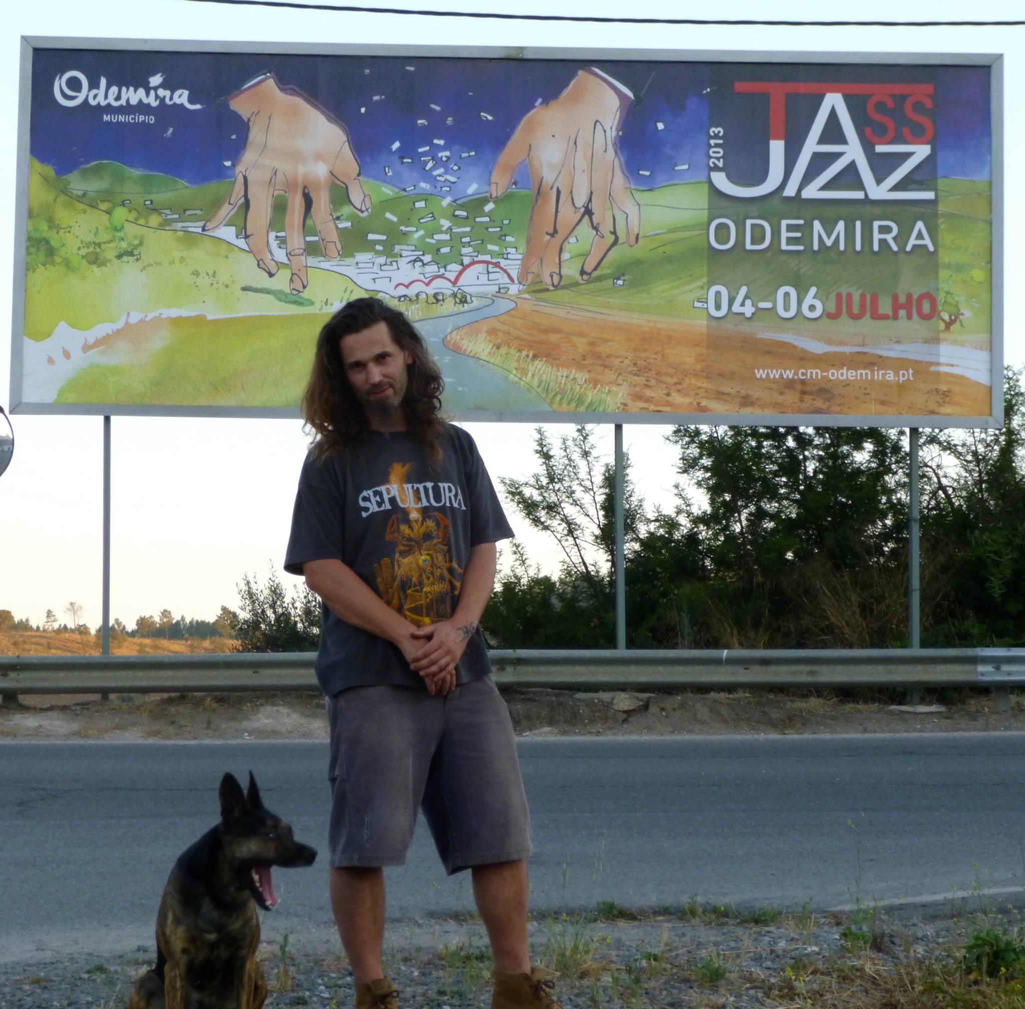 Tassjazz 2013 outdoor affiche