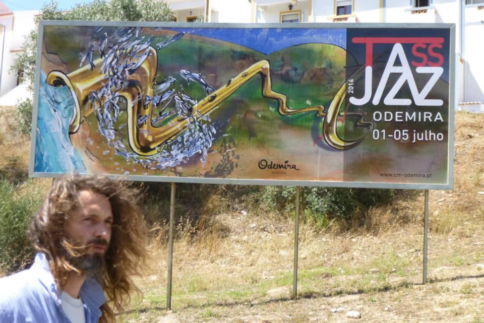 Tass jazz 2014 panneau