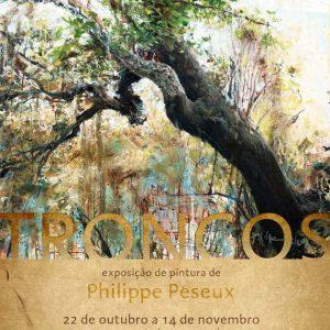 Expo 'Troncos' octobre 2014