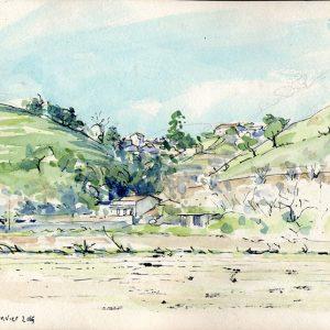 Sketch Odemira, Alentejo – Portugal