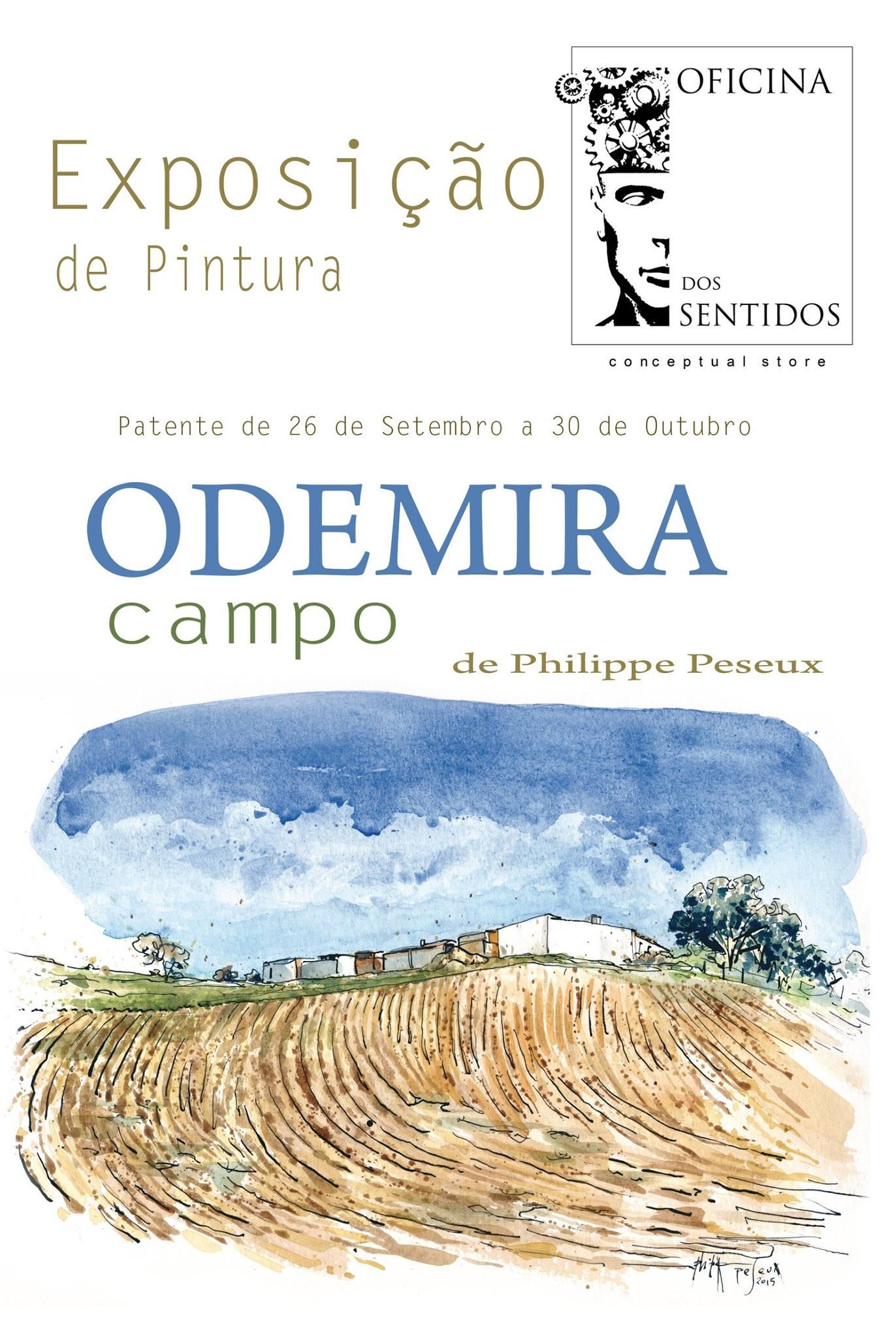 Odemira Campo affiche