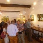 Vernissage Galerie Médicis