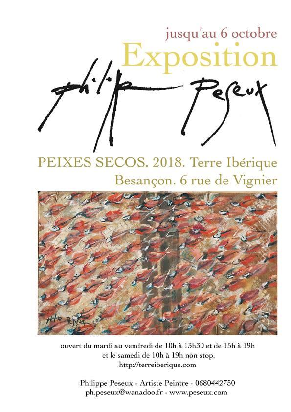 Exposition Peixes secos 2018