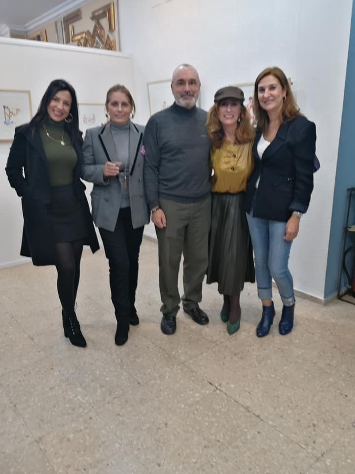 Exposition Armonìa de Badajoz