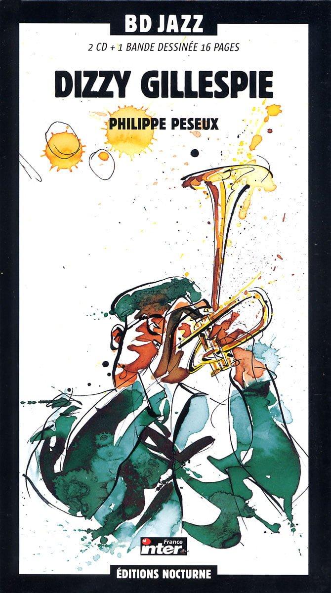 Bande dessinée Dizzy Gillespie Couv