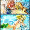Bande dessinée Marilyn Monroe P7
