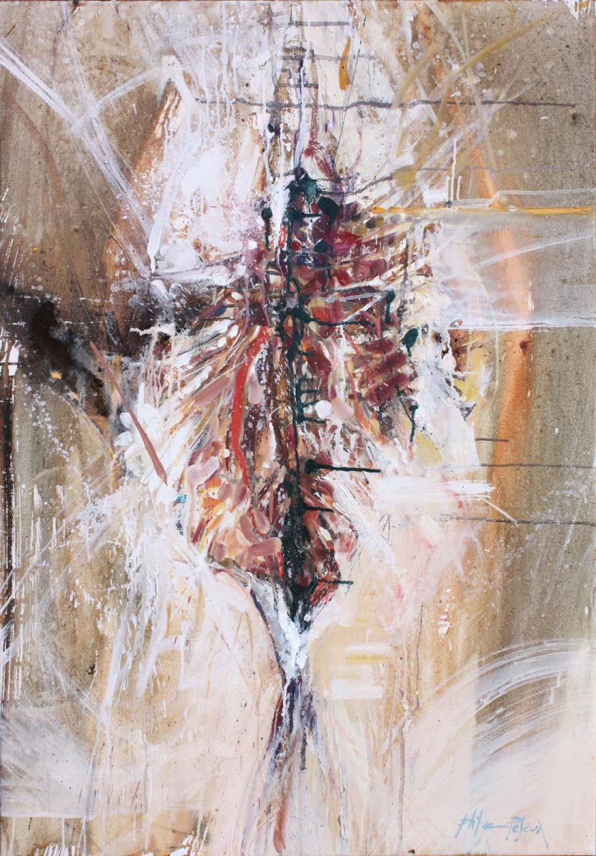 Peinture 17 Peixe Seco 3