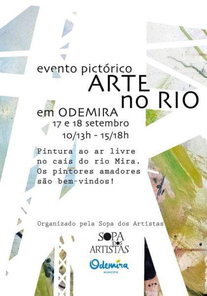 Peinture en plein air – Arte no Rio