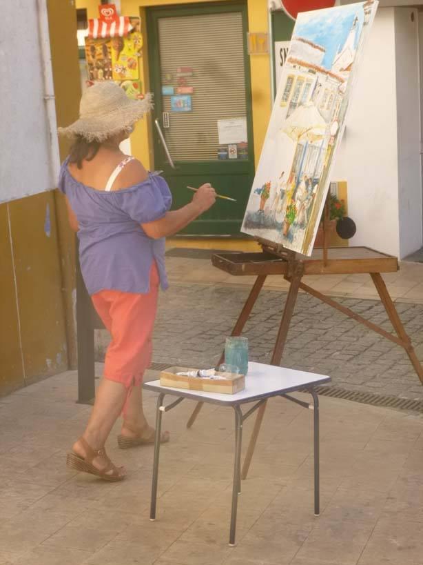 Arte no Rio participants