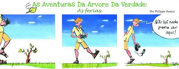 Read more about the article As Aventuras da Arvore da Verdade Août