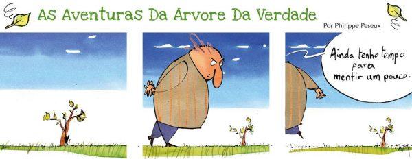 Read more about the article As Aventuras da Arvore da Verdade de Juillet