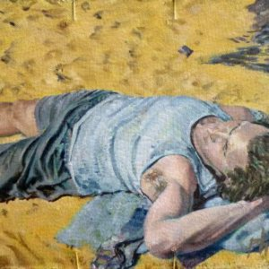 Autoportrait step by step