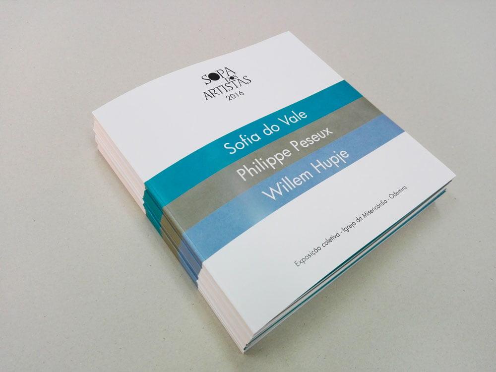 Catalogue SOPA DOS ARTISTAS