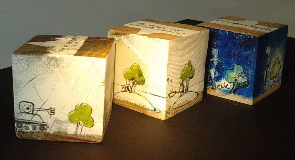 Mes cubes