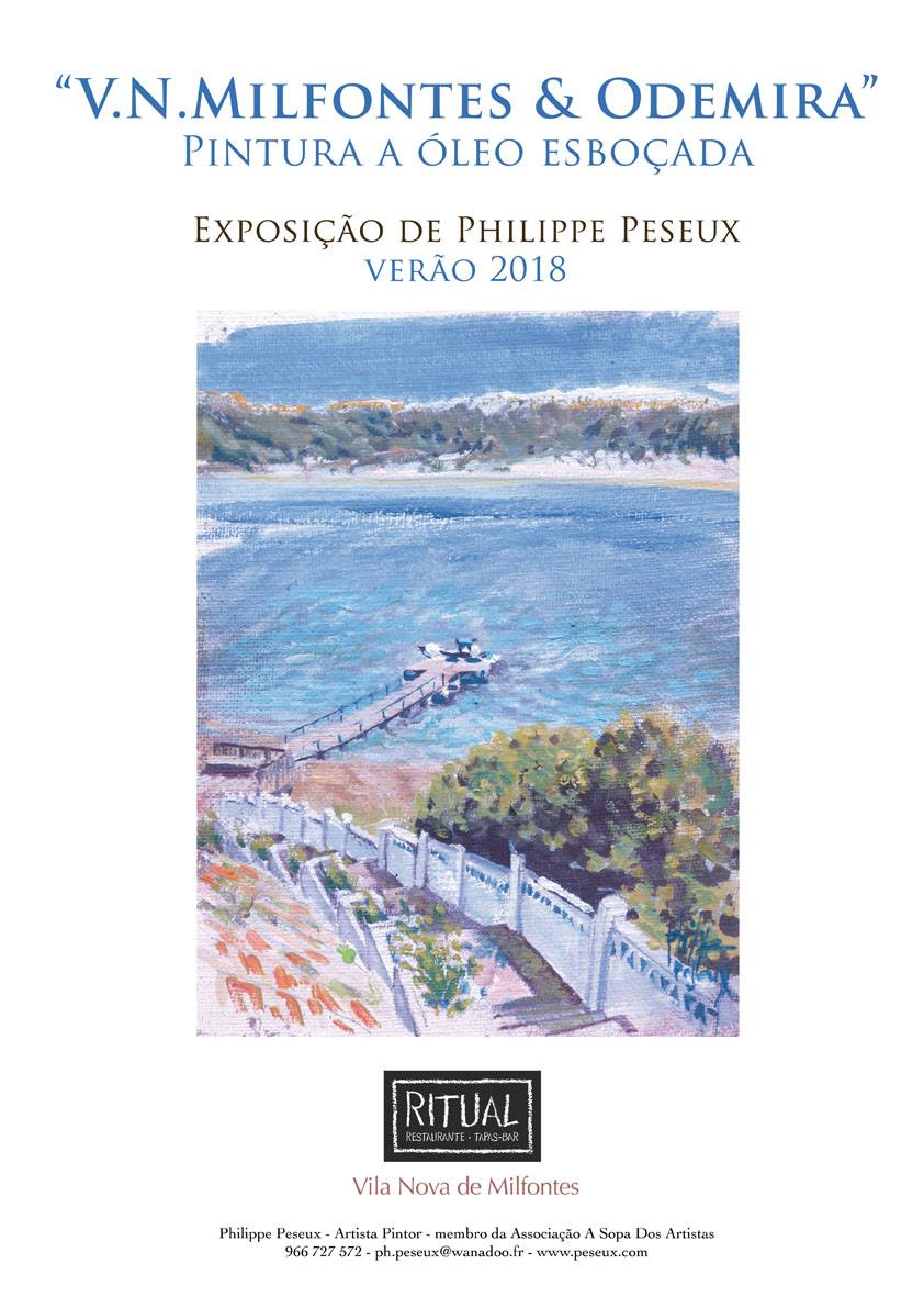 Exposition V.N.de Milfontes & Odemira