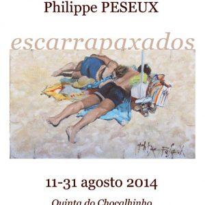 Expo Escarrapaxados à «Quinta do Chocalhinho»