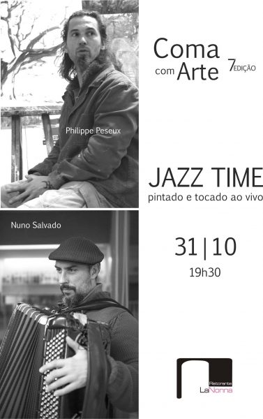 Read more about the article Inauguration Expo Jazz Time