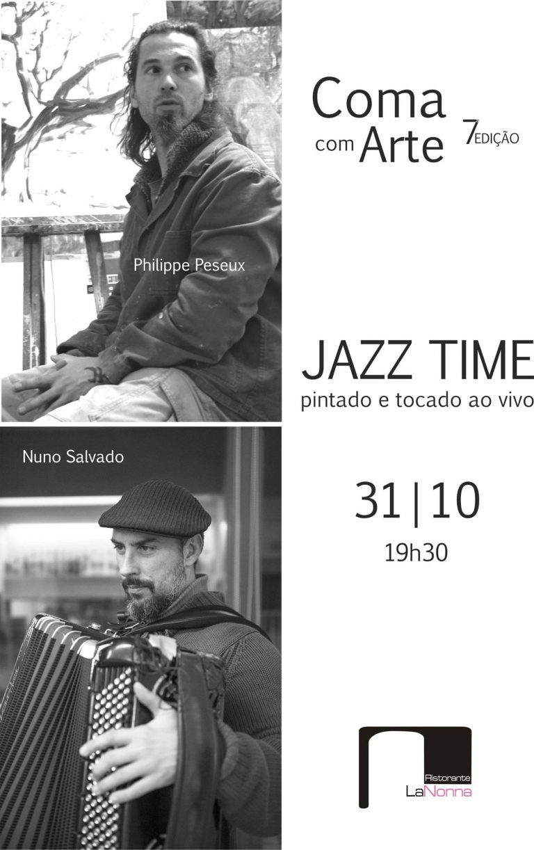Inauguration Expo Jazz Time