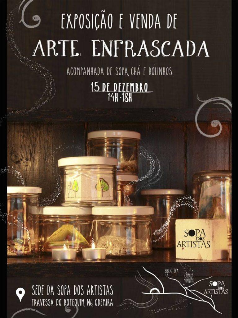 Exposition Arte Enfrascada