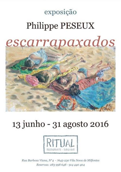 Read more about the article Exposition Escarrapaxados 2016