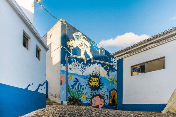 Le mur de Feira D'Arte 2019