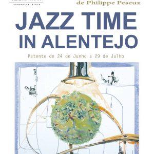 Expo Jazz Time in Alentejo