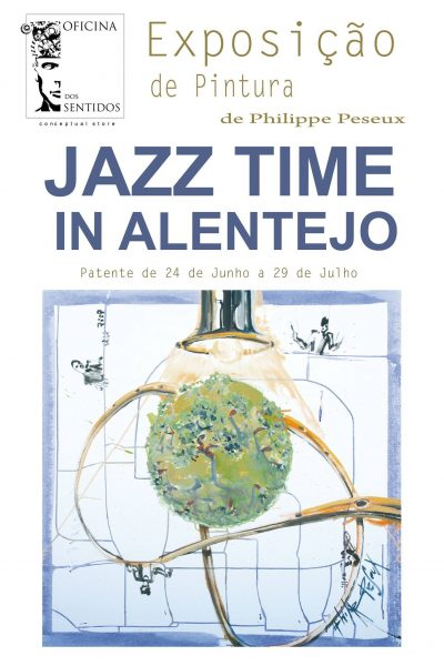 Expo Jazz Time in Alentejo