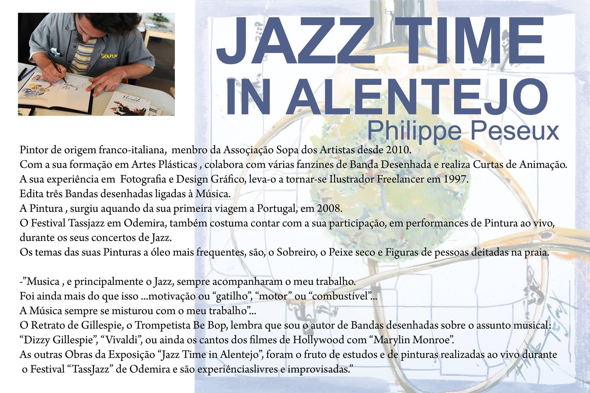 Jazz time bio