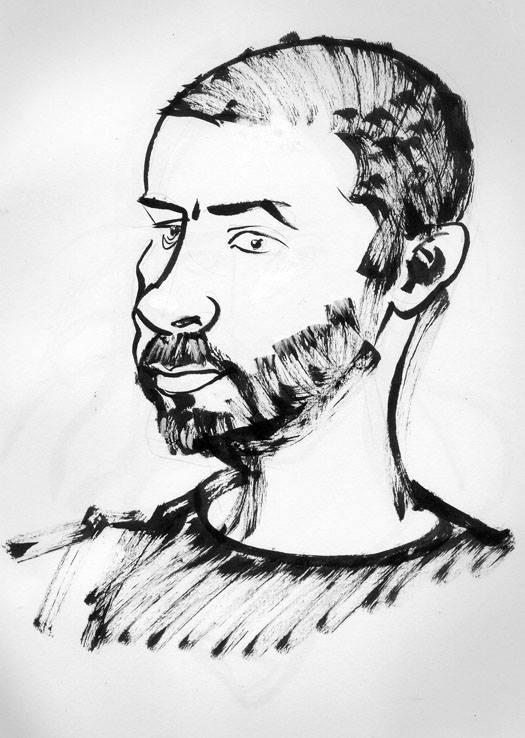 Je dessine votre portrait